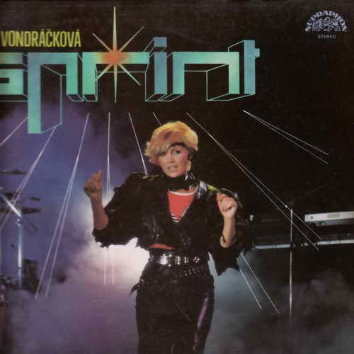 LP Helena Vondráčková, Sprint, 1985