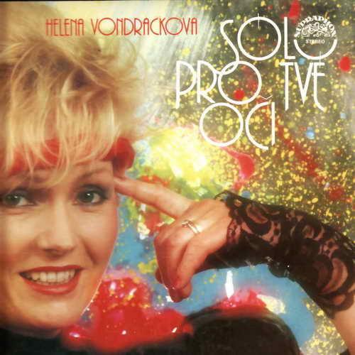 LP Helena Vondráčková, Sólo pro tvé oči, 1986