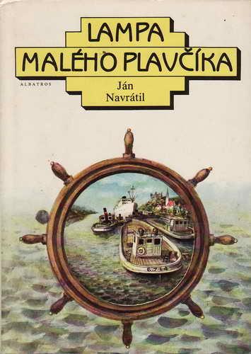 Lampa malého plavčíka / Ján Navrátil, 1983