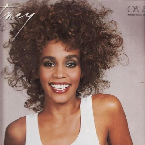 LP Whitney Houston, 1987