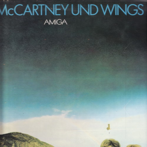 LP Paul McCartney , Wings, 1981