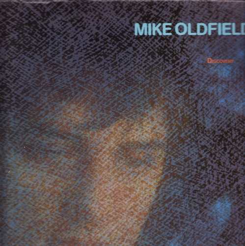 LP Mike Oldfield, Discovery, 1984