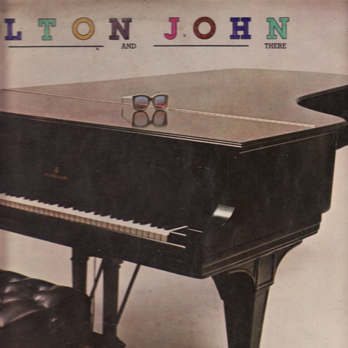 LP Elton John, Here and there, 1976