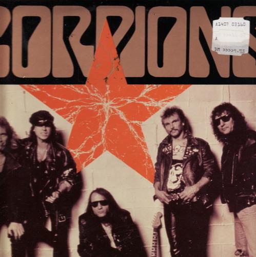 SP Scorpions, wind of change, 1990