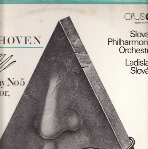 LP Ludwig van Beethoven, op.67, 1980