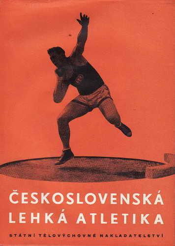 Československá lehká atletika / Janecký, Kohlmann, 1954