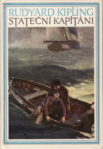 Stateční kapitáni / Rudyard Kipling, 1970 il, Zdeněk Burian