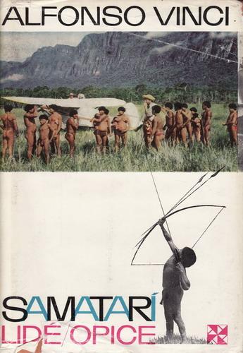 Samatarí, Lidé opice / Alfonso Vinci, 1970