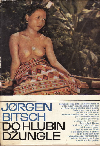 Do hlubin džungle / Jorgen Bitsch, 1967