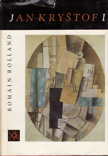 Jan Kryštof - Úsvit, Jitro, Jinoch, Vzpoura, Jarmark / Romain Rolland, 1966