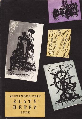 Zlatý řetěz / Alexander Grin, 1959