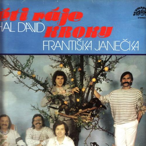 LP Děti ráje, Kroky, Michal David / 1985
