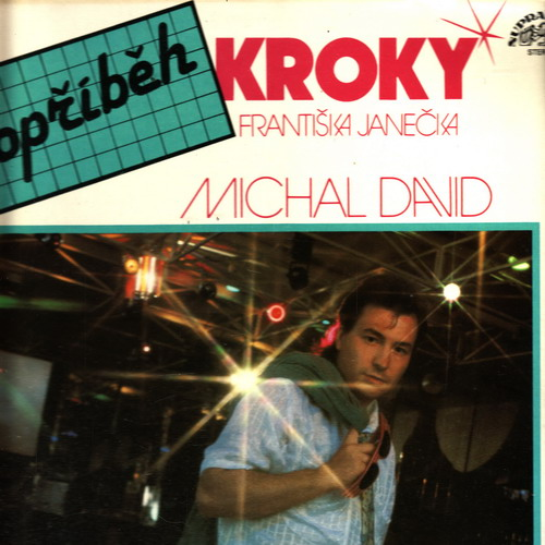 LP Discopříběh, Kroky, Michal David / 1987