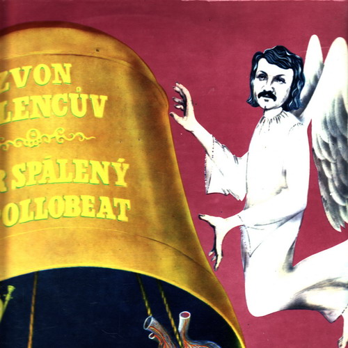 LP Zvon šílencův, Petr Spálený a Apollobeat / 1969