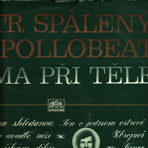 LP Petr Spálený, Dáma při těle a Apollobeat / 1971