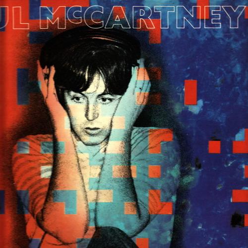 LP Paul McCartney - Tug of War / 1984