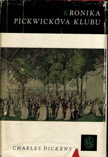 Kronika Pickwickova klubu / Charles Dickens, 1961