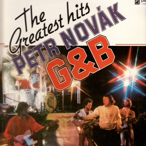 LP Petr Novák, The Greatest hits, 1983, 1984