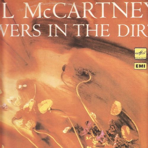 LP Paul McCartney, Flowers in the dirt, 1990