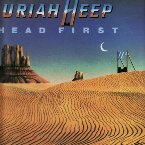 LP Uriah Heep, Head First, 1983