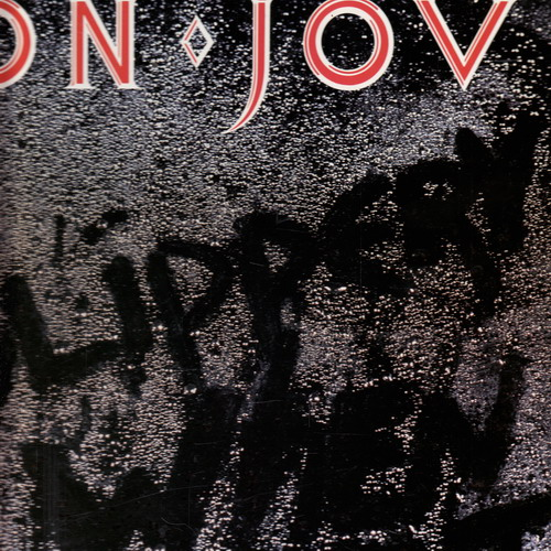 LP Bon Jovi, 1986 USA