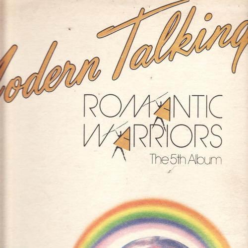 LP Modern Talking, Romantic Warriors, The 5th Album
