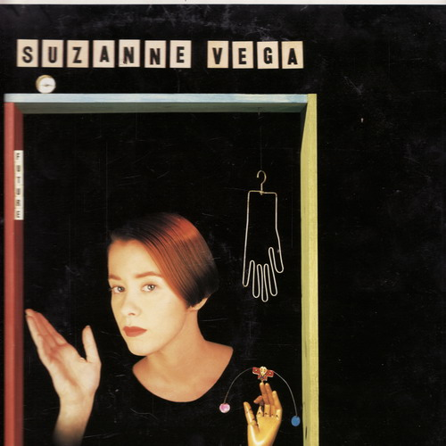 LP Suzanne Vega, Days Of Open Hand, 1990