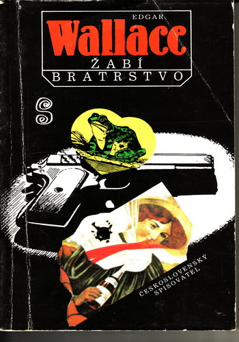 Žabí bratrstvo / Edgar Wallace, 1991