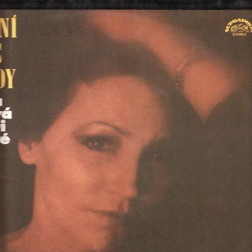 LP Adventní písně a koledy, Marta Kubišová a bratři Ebenové, 1990