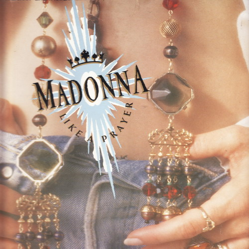 LP Madona, Like a Prayer, 1989, USA