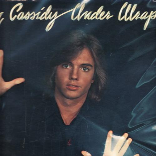 LP Shaun Cassidy, Under Wraps, 1978 USA