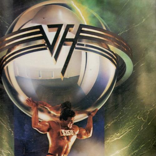 LP Van Halen, 5150, 1987