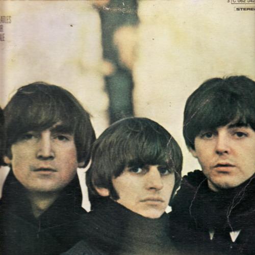 LP Beatles for Sale, EMI