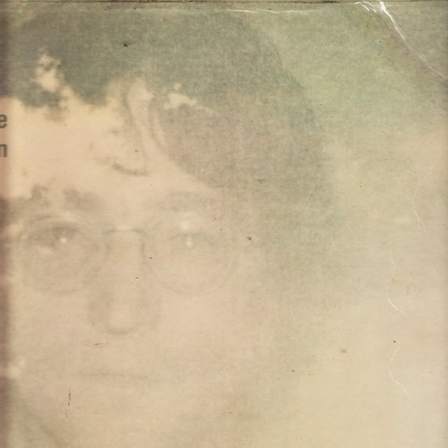 LP John Lennon - Imagine, 1971, Made in France