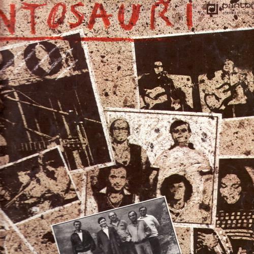 LP Brontosauři, Ptáčata, 1987, Panton