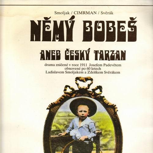 LP Němý Bobeš aneb Český Tarzan, 1989