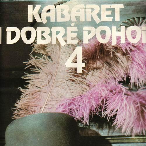 LP Kabaret u Dobré pohody 4 - 1981
