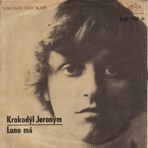 SP Krokodýl Jeroným, Václav Neckář, 1971