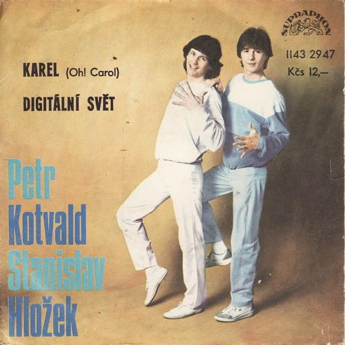 SP Petr Kotvald a Stanislav Hložek - 1984, Karel