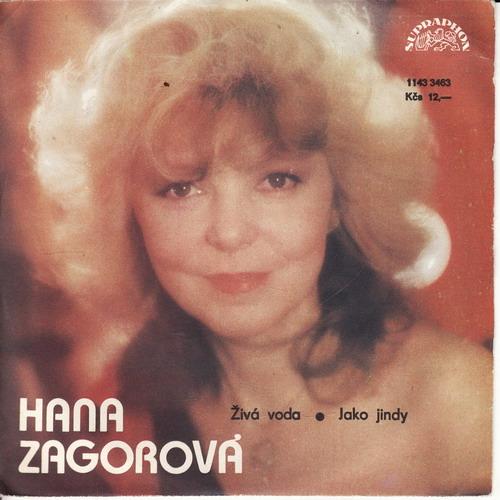 LP Hana Zagorová, Živá voda, 1987