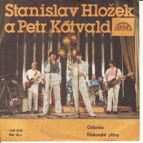 SP Stanislav Hložek, Petr Kotvald, 1986 Gábinka