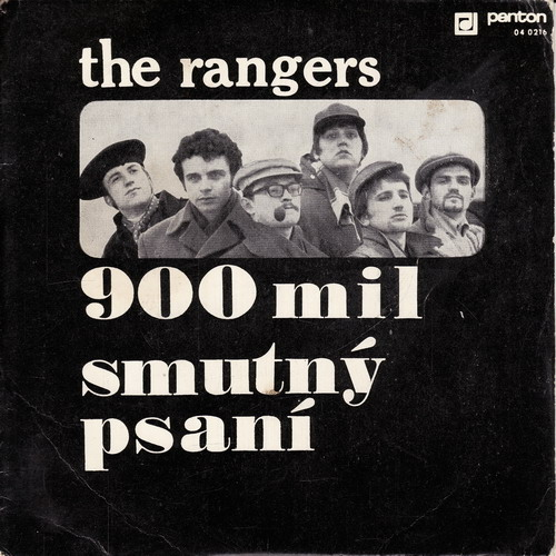 SP The Rangers, 1969, 900 mil