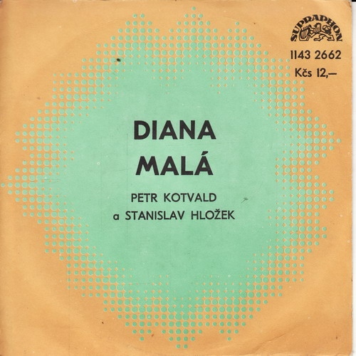 SP Petr Kotvald a Stanislav Hložek, 1982 Diana