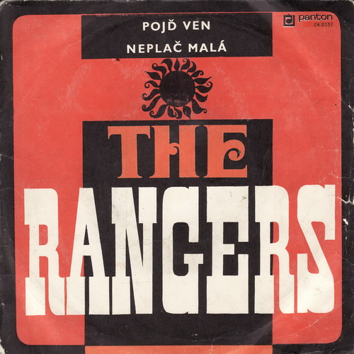 SP The Rangers, 1970 Pojď ven