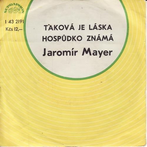 SP Jaromír Mayer, 1978 Taková je láska