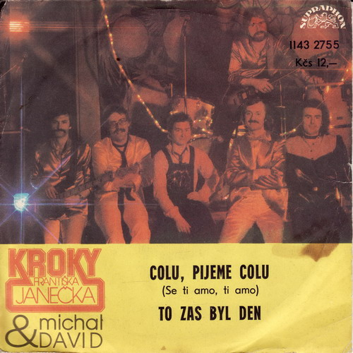 SP Michal David, Kroky, 1983 Colu, Pijeme Colu