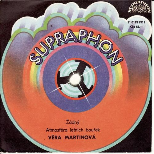SP Věra Martinová, 1988 Atmosféra letních bouřek