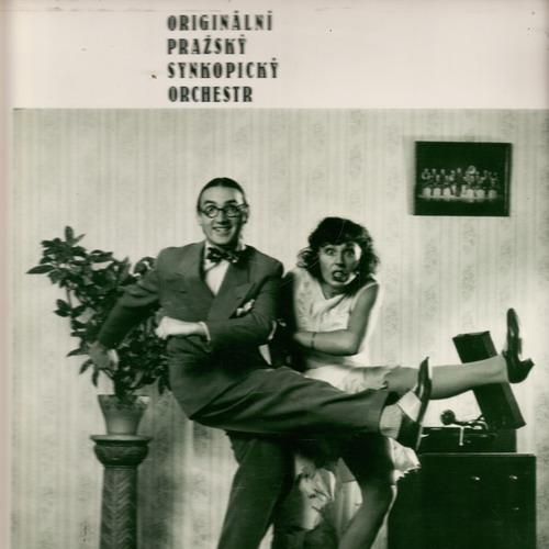 LP Originální pražský synkopický orchestr, Jazz a Hot Dance Music 1923-31, 1984