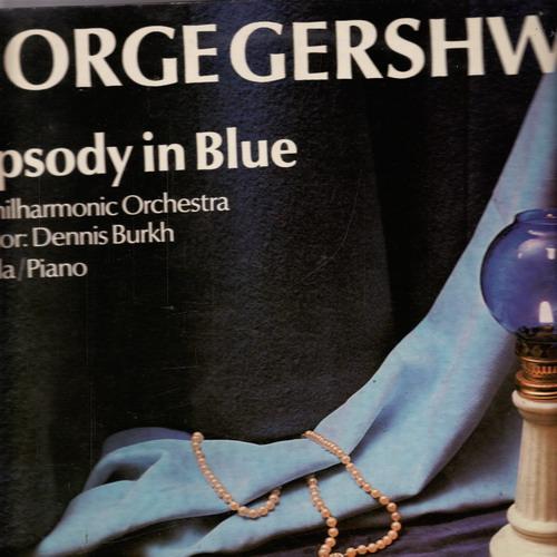 LP George Gershwin, Rhapsody in Blue, An American in Paris, 1975