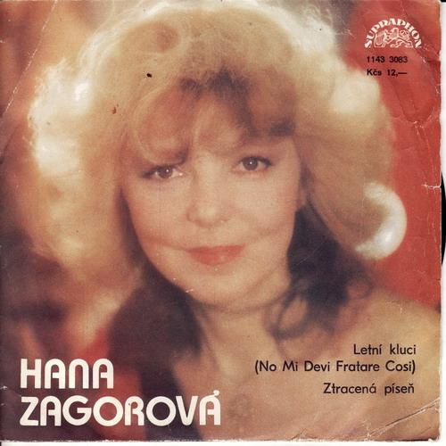 SP Hana Zagorová, 1984, Letní kluci